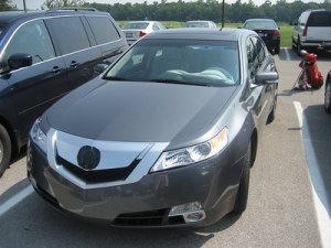 2010 acura tl pictures