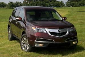 2010 acura mdx pictures