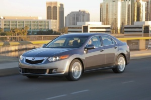 2010 acura tsx pictures