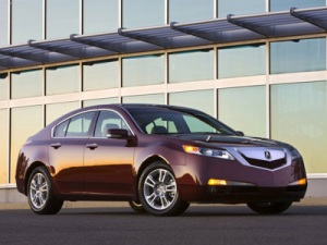 2010 acura tl images