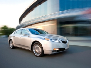 picture of 2010 acura tl