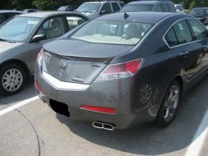 photo of 2010 acura tl