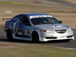 photo of acura tl