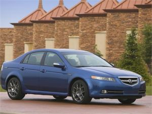 image of acura tl