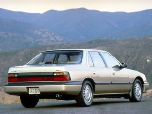 pic of acura legend