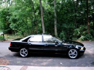 picture of acura legend