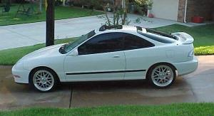 acura integra photos