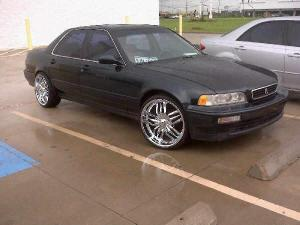 acura legend photos