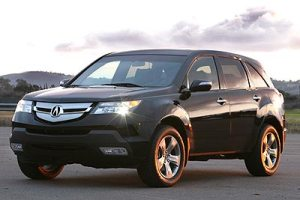 acura mdx photos