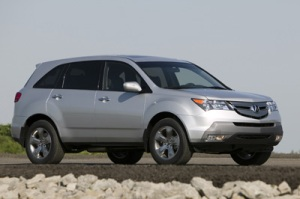 acura mdx pictures