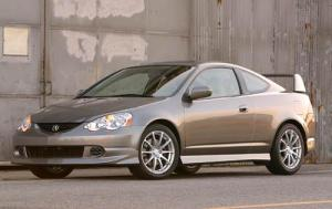 Acura RSX photos