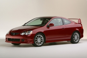 2003 Acura RSX Type-S With Factory Performance