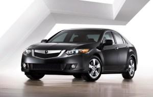 2009 Acura TSX Pre-Debut